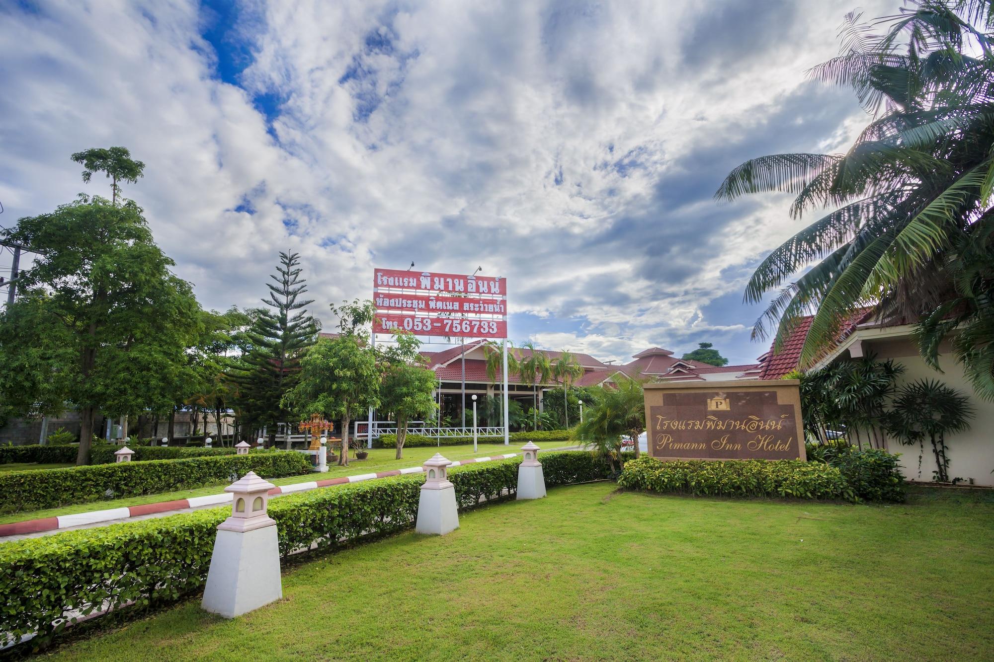 Pimann Inn Hotel, Muang Chiang Rai
