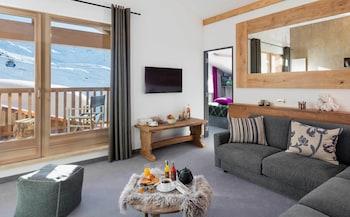 Hôtel Pashmina - Living Area  - #0