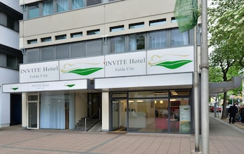 INVITE Hotel Fulda City - Hotel Entrance  - #0