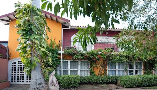 Hotel Casa Real, Managua