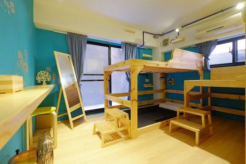 Leo ho Hostel, Tainan