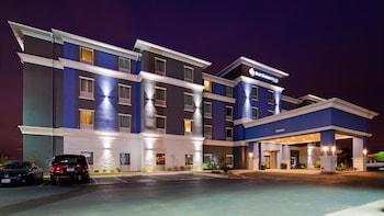 貝斯特韋斯特拉雷多高級套房飯店 Best Western Plus Laredo Inn & Suites