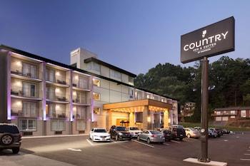 麗笙田納西州加特林堡鄉村套房飯店 Country Inn & Suites by Radisson, Gatlinburg, TN