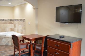 Premium Room, 1 Queen Bed, Hot Tub