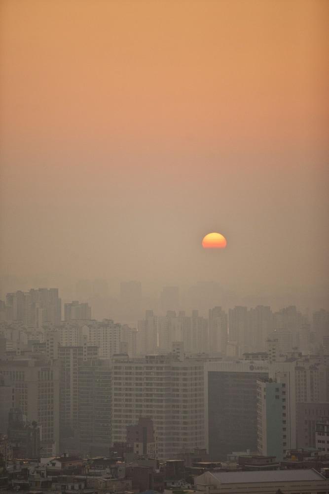 フォーポイントバイシェラトン・ソウル南山