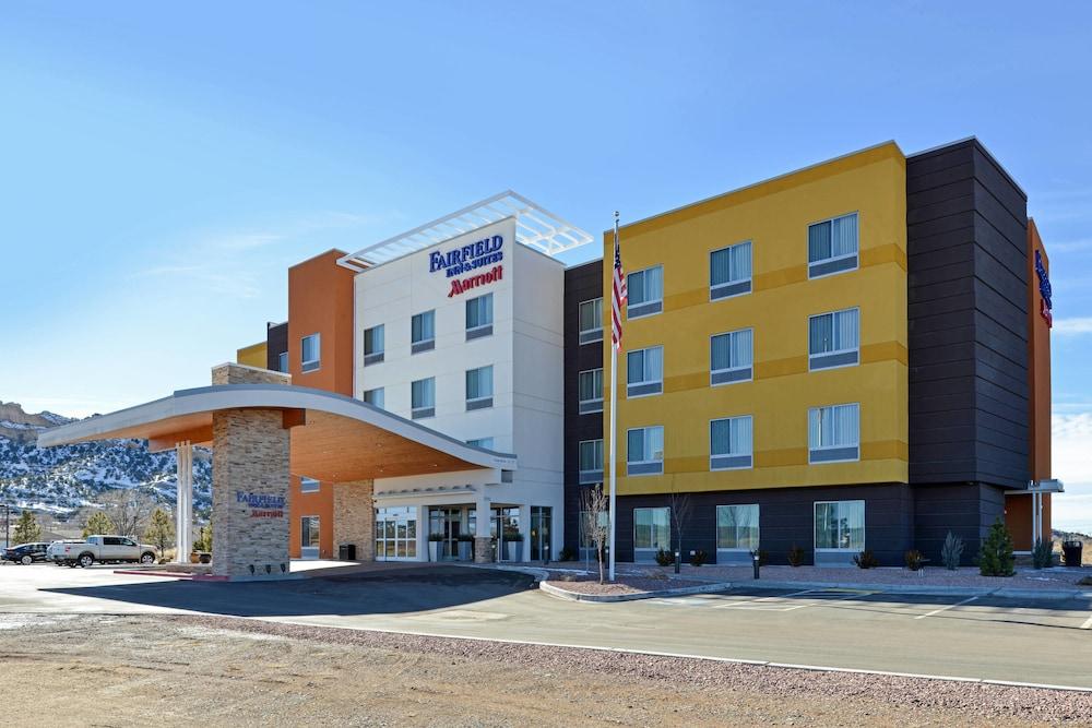 Fairfield Inn Suites Gallup Nm 3510 East Historic Highway 66 87301