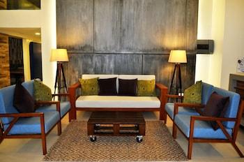 Ferra Hotel Boracay Lobby Sitting Area