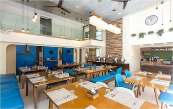 Ferra Hotel Boracay Breakfast Area