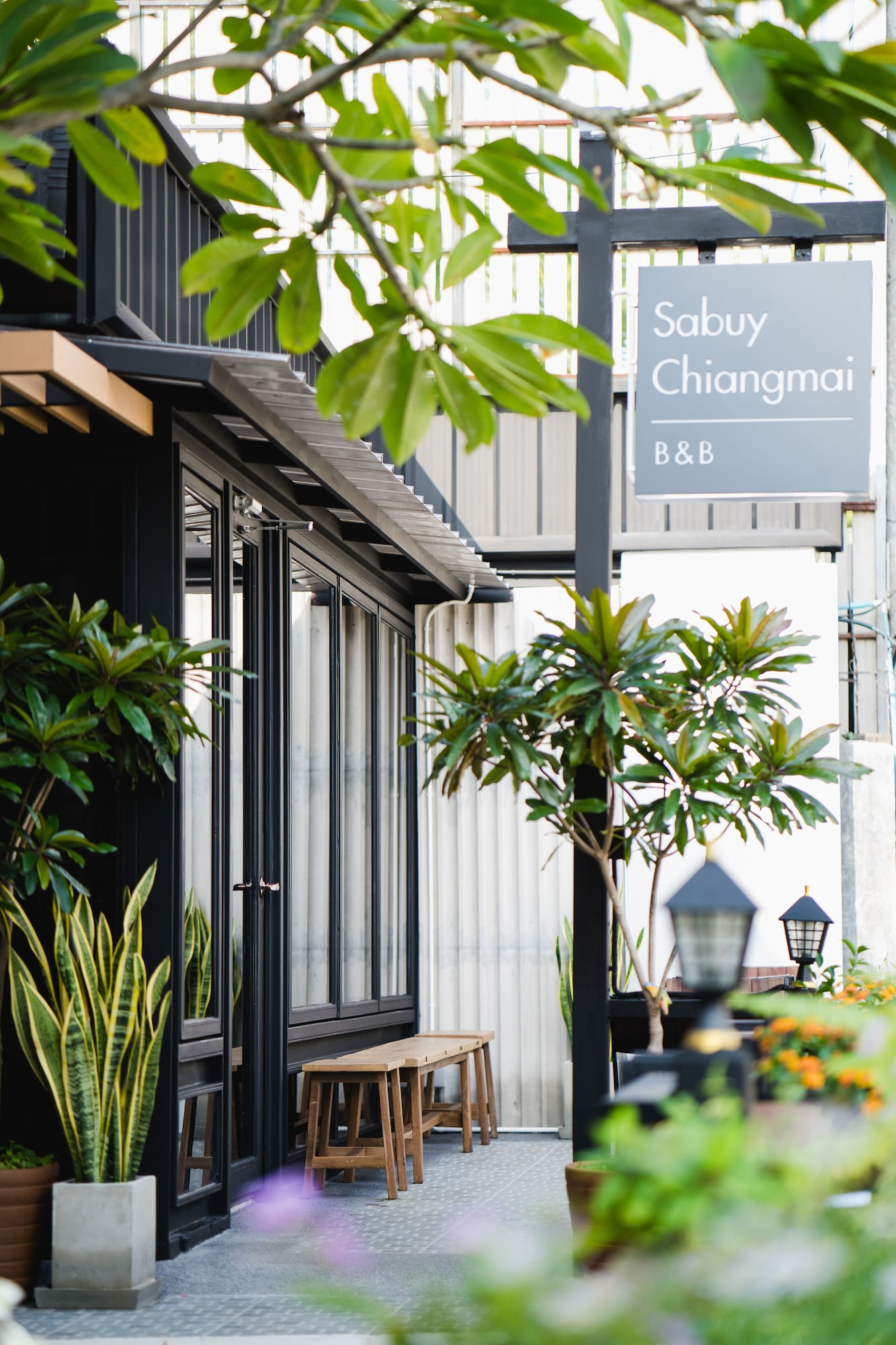 Sabuy Chiangmai Bed & Breakfast, Muang Chiang Mai