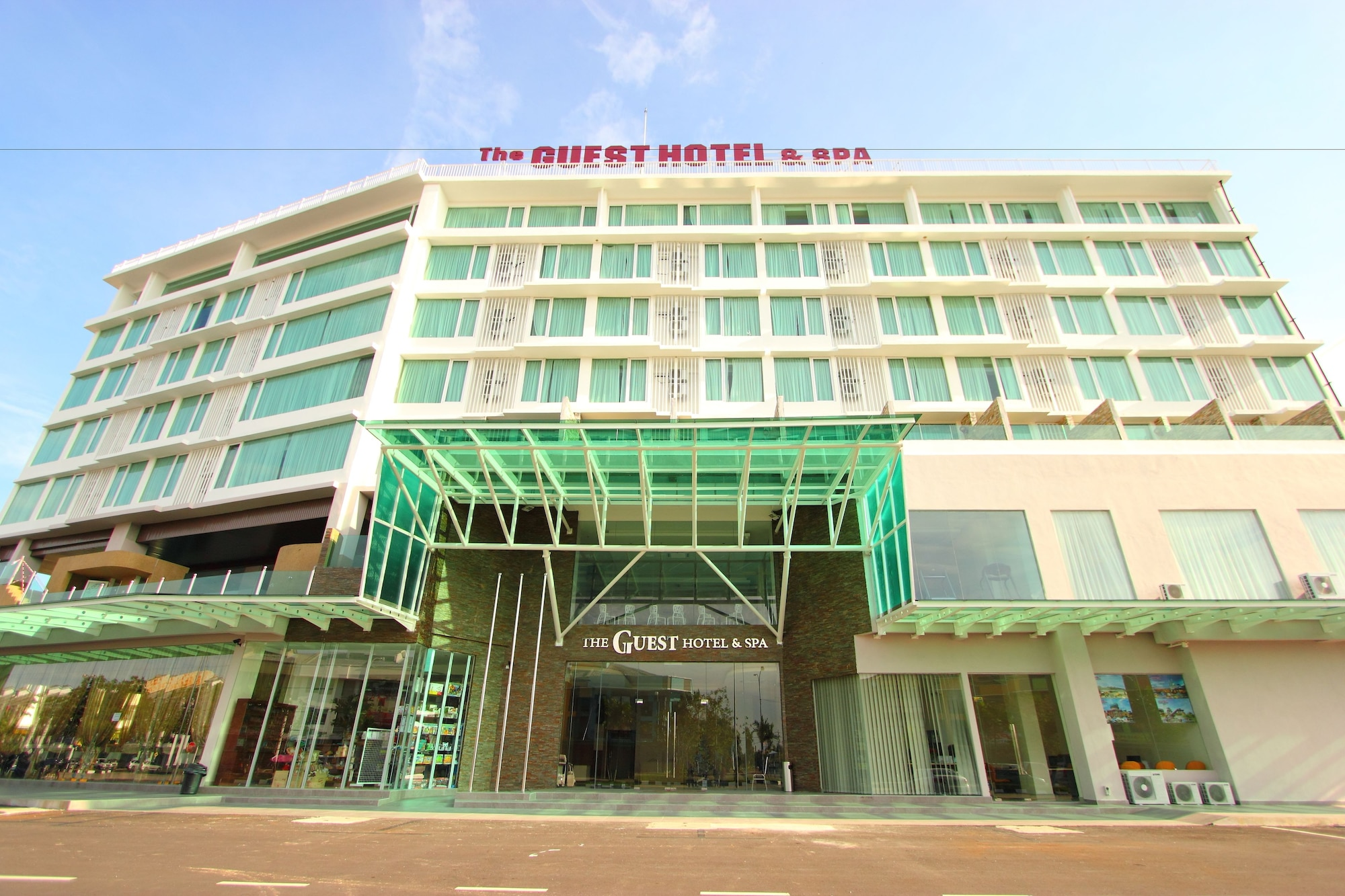 The Guest Hotel & Spa, Port Dickson
