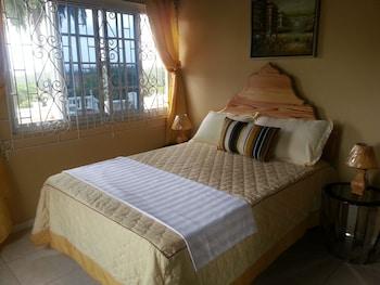 Villa, 1 Double Bed, Sea View, Poolside