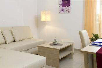 Comfort Apartment, Balcony