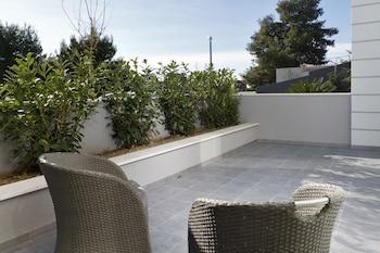Comfort Studio, Terrace