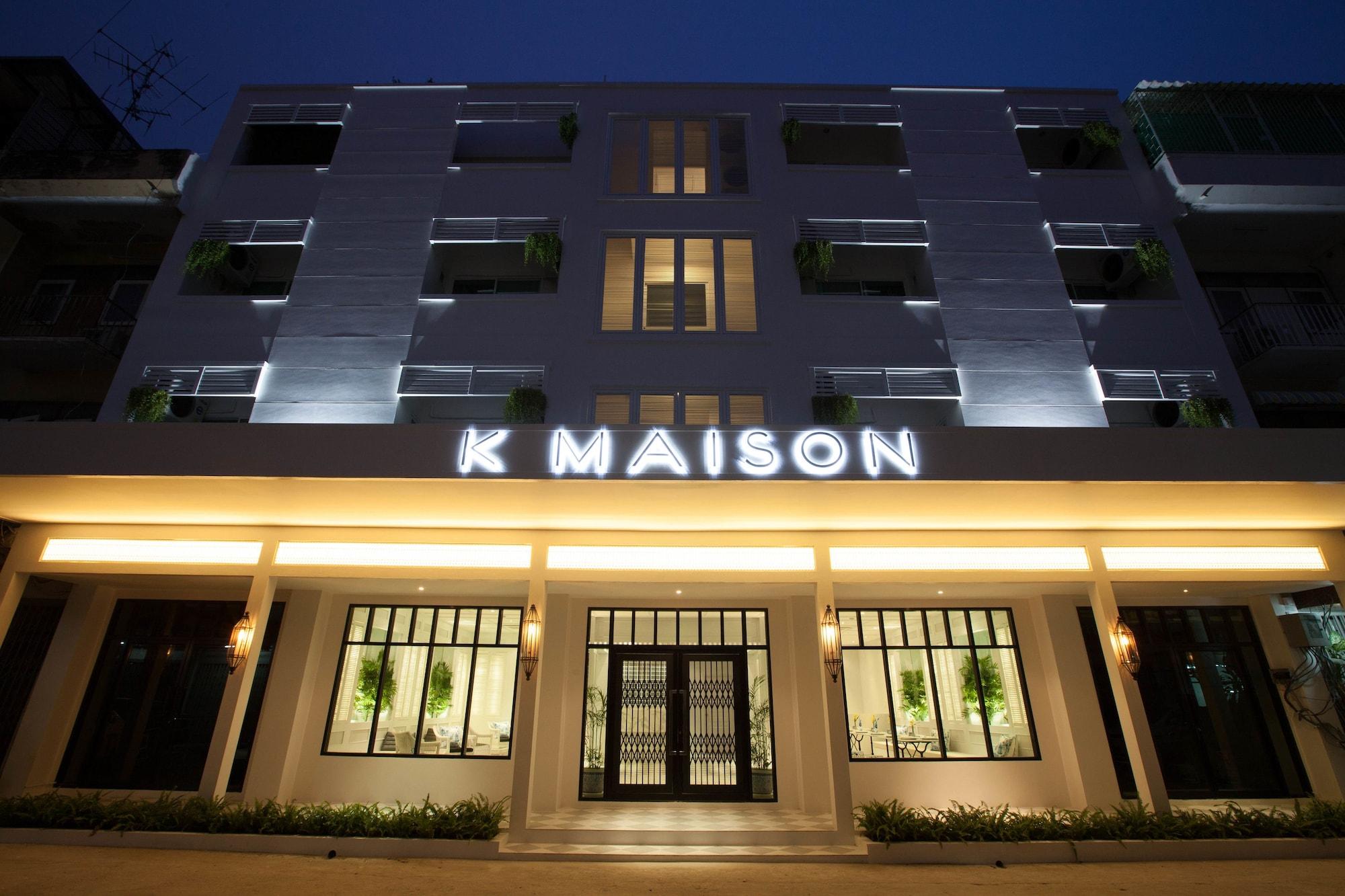 K Maison Boutique Hotel, Ratchathewi