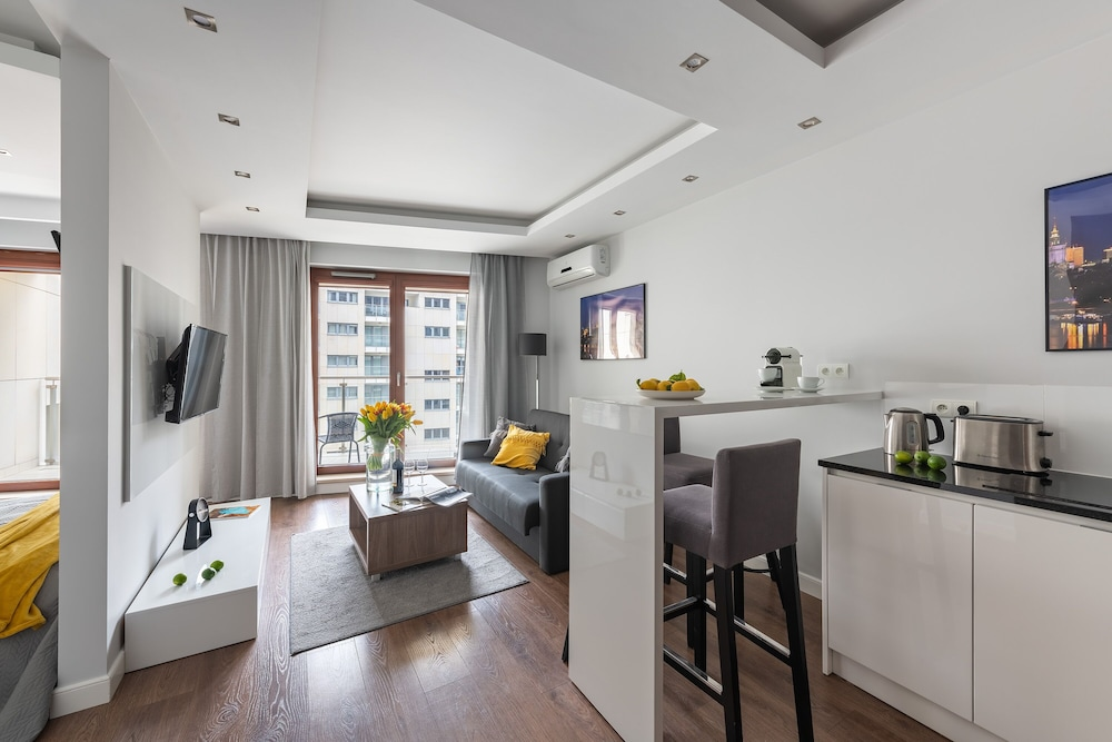 Hotel P&O Apartments Oxygen Wronia 2