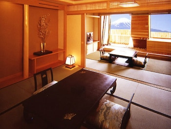 Superior Room, Mountain View