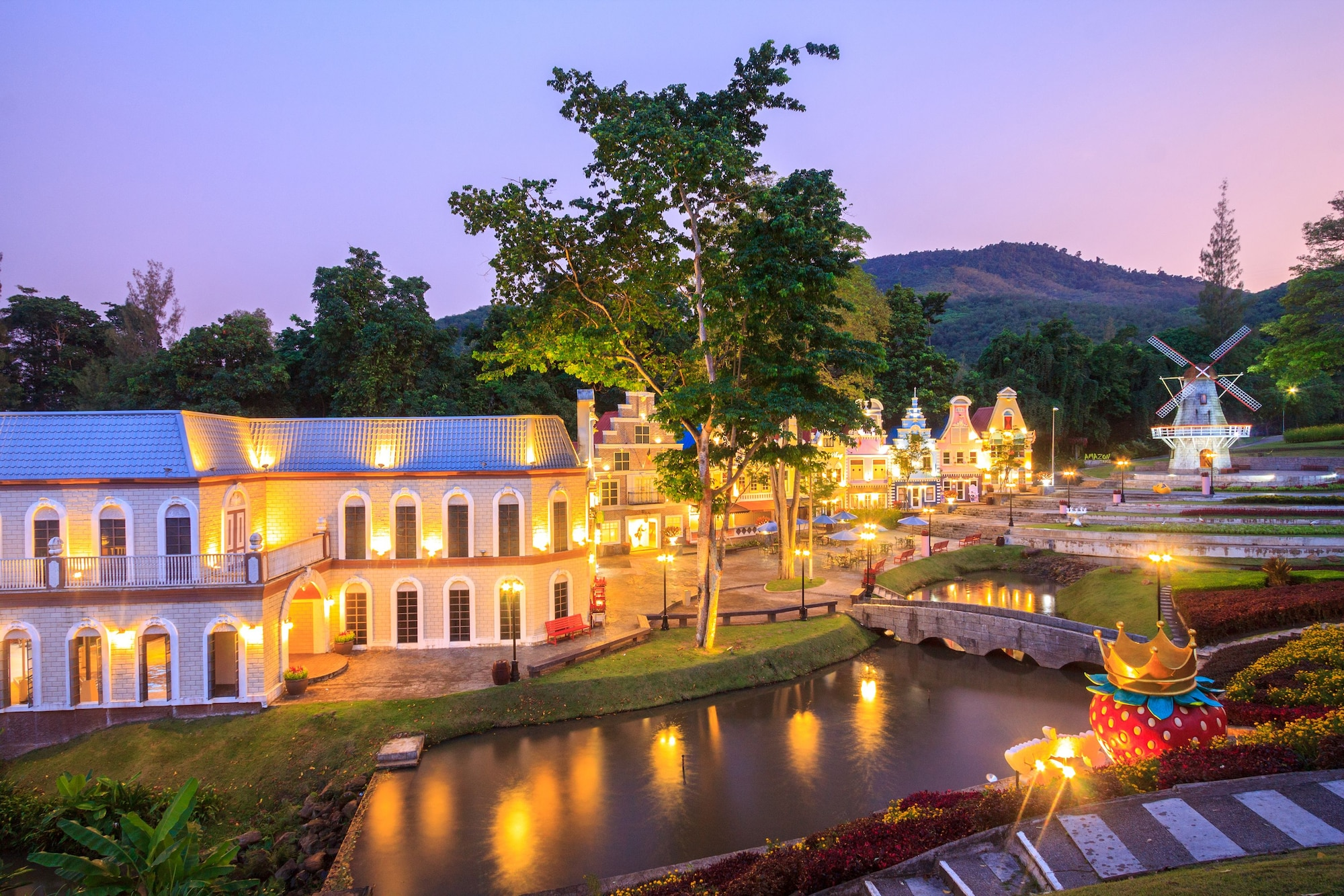 Brookside Valley Resort, Muang Rayong