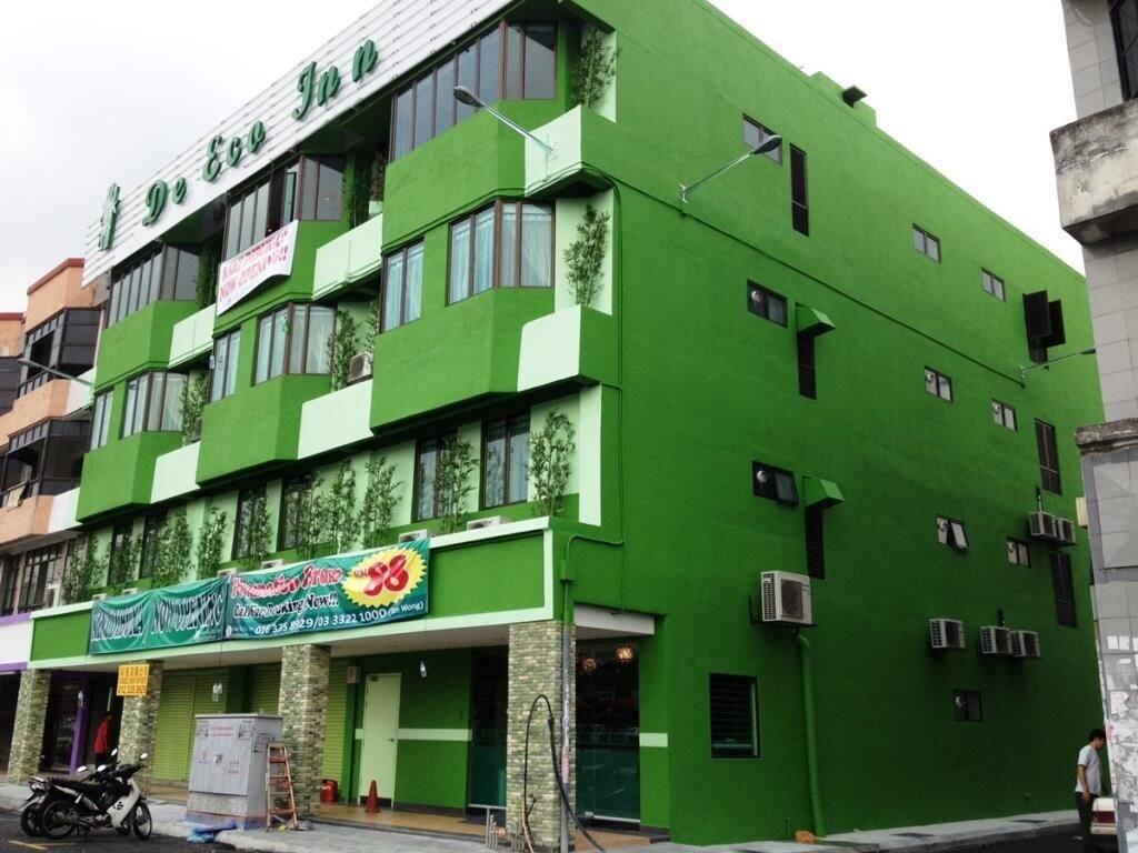 Hotel De Eco Inn (Bayu Perdana), Klang