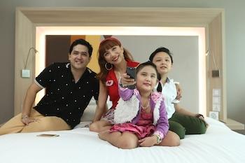 Novotel Hotel Araneta Center Room