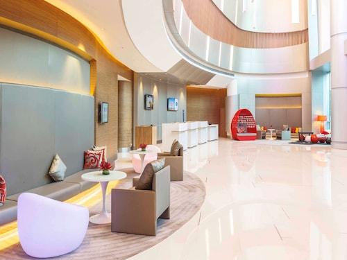 Manila - Novotel Manila Araneta City Hotel - z Krakowa, 11 kwietnia 2021, 3 noce