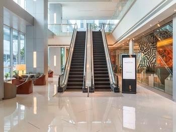 Novotel Hotel Araneta Center Hotel Interior