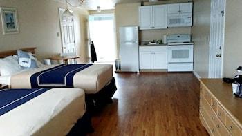 Deluxe Room, Balcony (Kitchen)