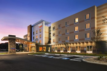 Hotel - Fairfield Inn & Suites Akron Fairlawn