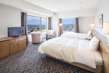 Standard Twin Room, 2 Twin Beds, Smoking