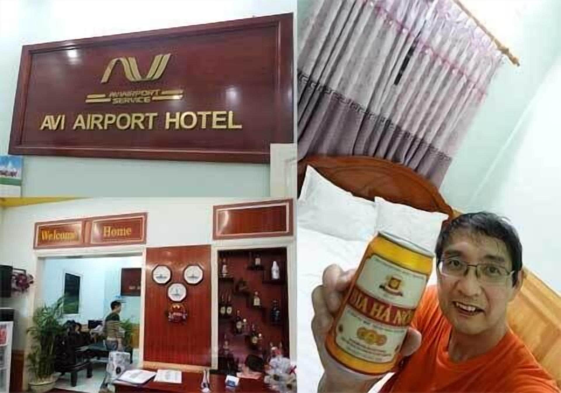 Avi Airport Hotel, Sóc Sơn