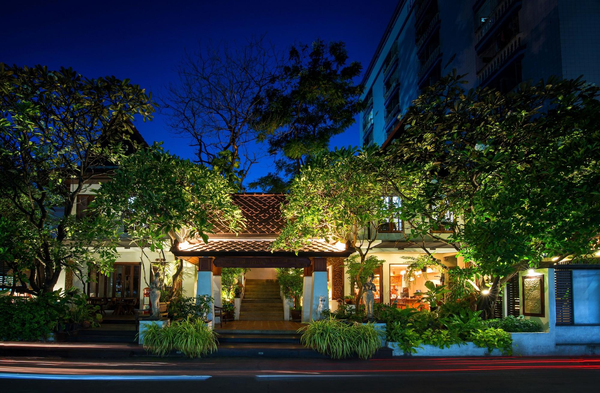 Yotaka Boutique Hotel Bangkok, Wang Thonglang