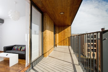 Old Town Luxury Apartments by Amstra - Balcony  - #0