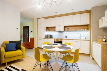 Old Town Luxury Apartments by Amstra - In-Room Kitchen  - #0