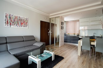Old Town Luxury Apartments by Amstra - Living Area  - #0