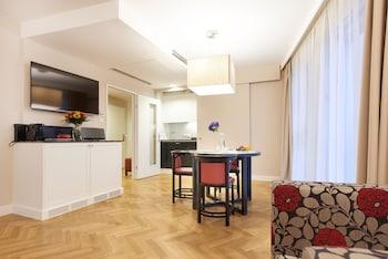 Executive Apartment, 1 Bedroom, Kitchenette