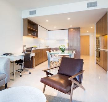 Deluxe Room, 2 Twin Beds, City View (Two Bedroom Deluxe Suite)