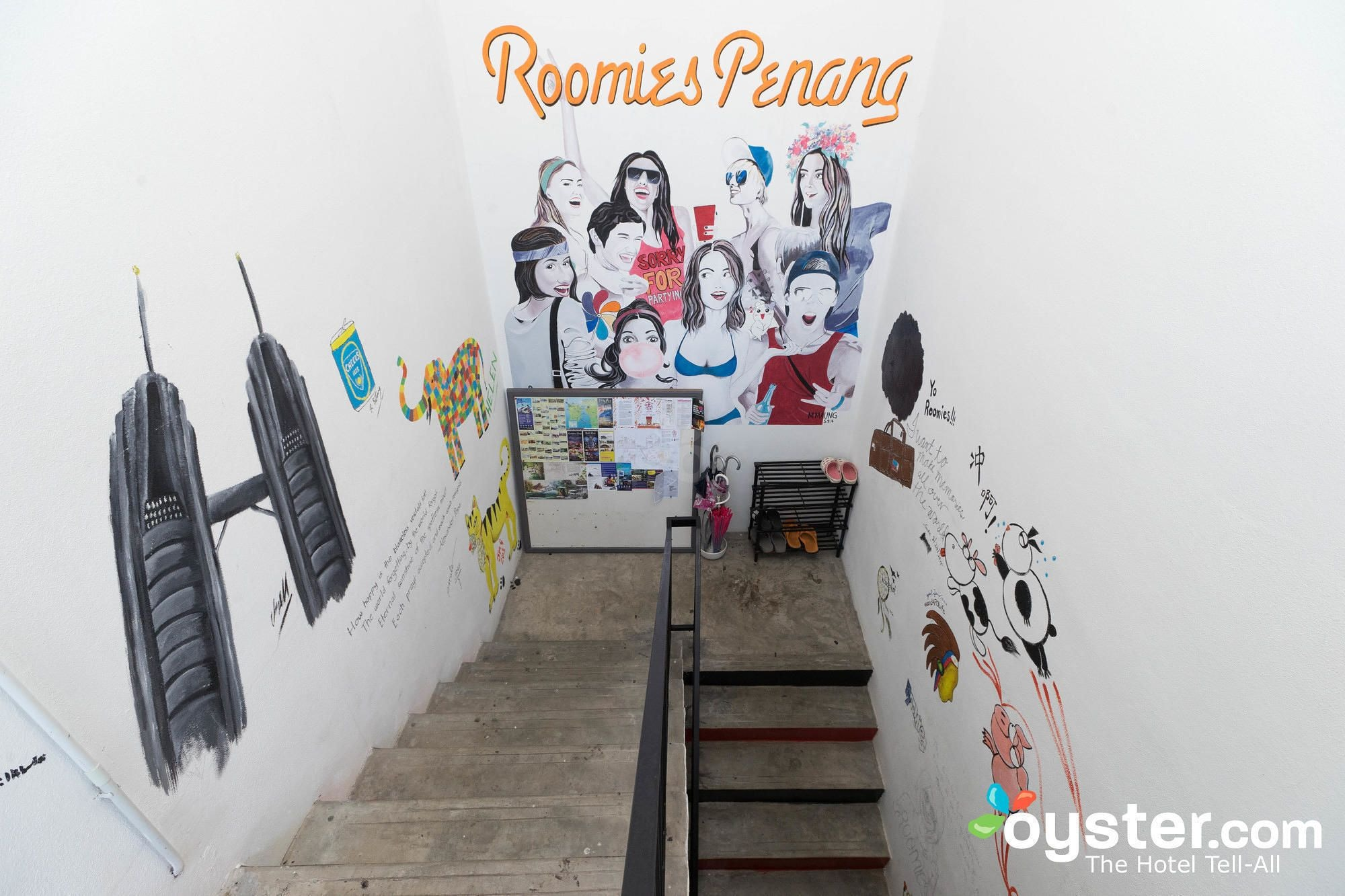 Roomies Boutique Bed & Breakfast - Hostel, Pulau Penang
