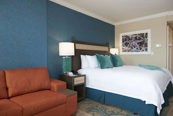 Guestroom at Bethany Beach Ocean Suites Residence Inn by Marriott in Bethany Beach