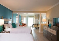 Standard Suite, Multiple Beds, Balcony at Bethany Beach Ocean Suites Residence Inn by Marriott in Bethany Beach