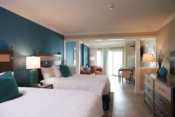 Studio Suite, Multiple Beds, Balcony