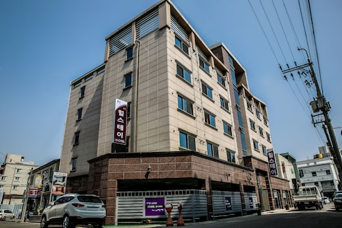 Hill Stay Hotel Residence, Gumi