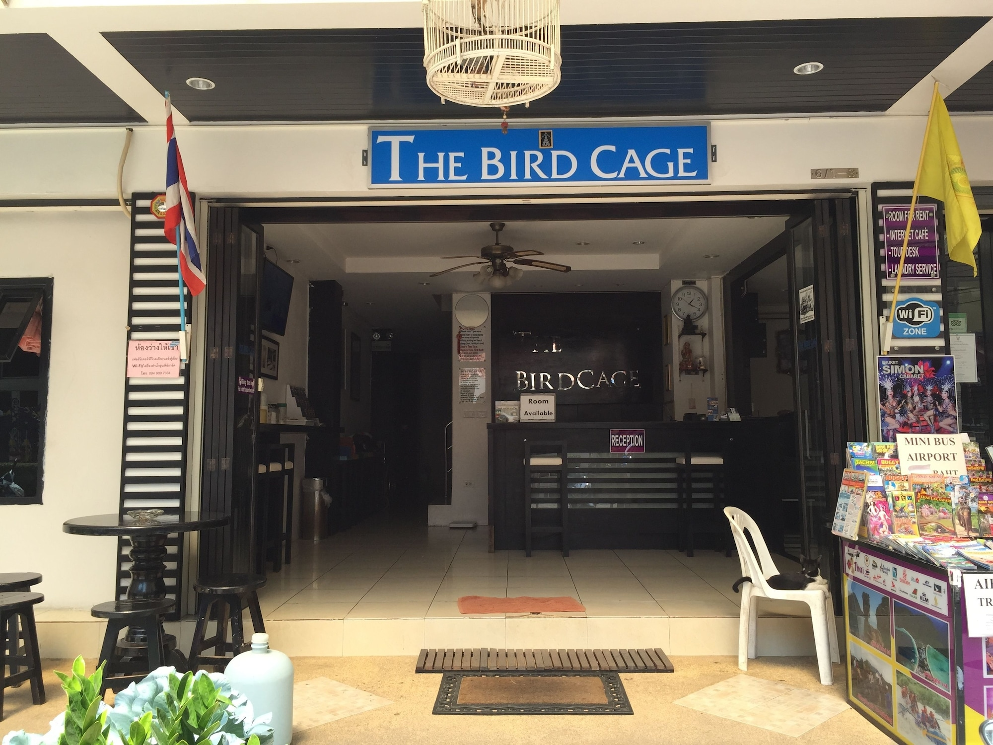 The Bird Cage Patong Guesthouse, Pulau Phuket