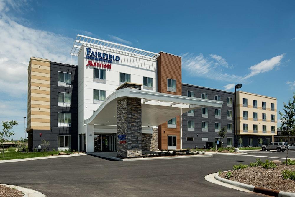 Fairfield Inn & Suites Rochester Mayo Clinic Area/St. Marys