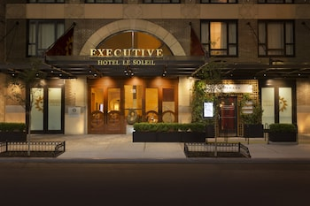Executive Hotel Le Soleil New York photo