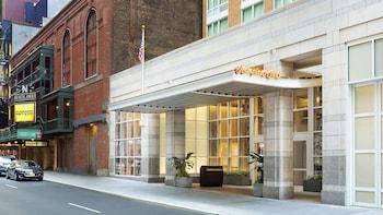 曼哈頓時代廣場中心歡朋飯店 Hampton Inn Manhattan/Times Square Central