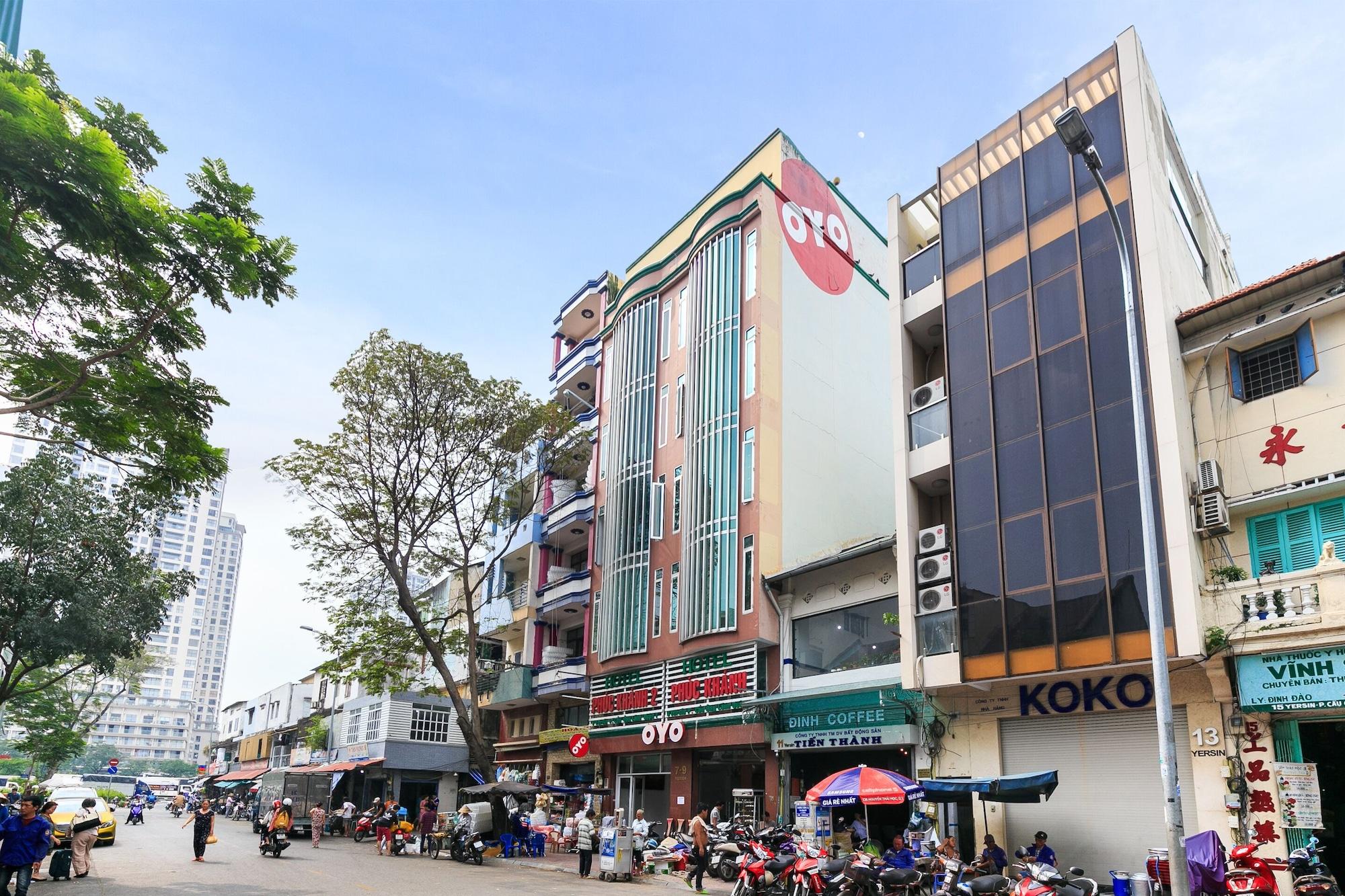 OYO 523 Phuc Khanh Hotel, Quận 1