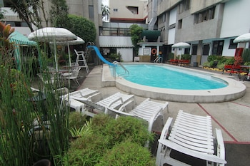 Hotel Supreme Baguio Outdoor Pool