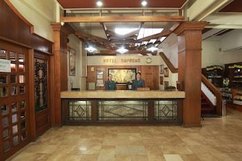 Hotel Supreme Baguio Reception