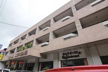 Hotel Supreme Baguio Exterior