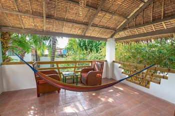Bamboo Bungalows Boracay Terrace/Patio
