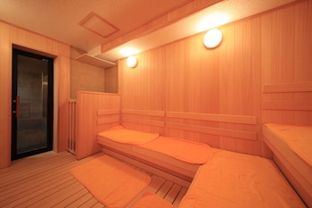 VESSEL HOTEL CAMPANA KYOTO GOJO Steam Room
